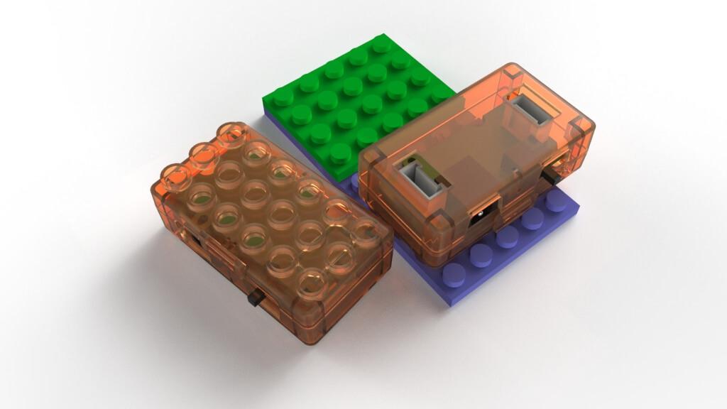 Shells + Lego