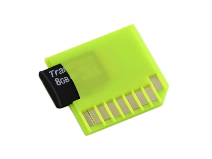 SD Card Adapter green_01