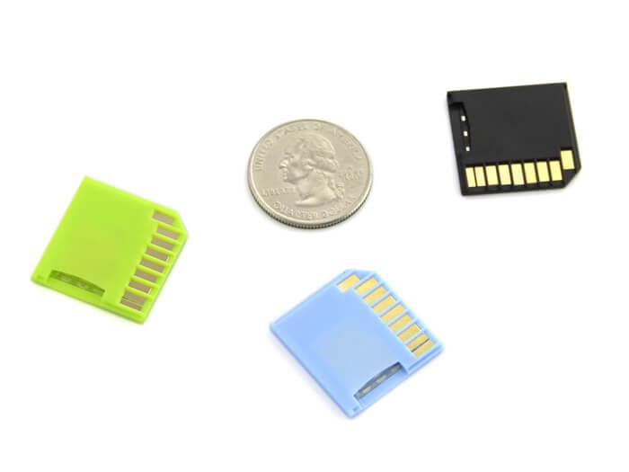 SD Card Adapter green_03