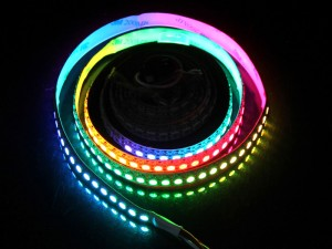 RGB LED Flexi-Strip 144 LED