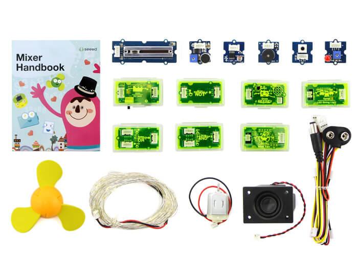 mixer pack v2