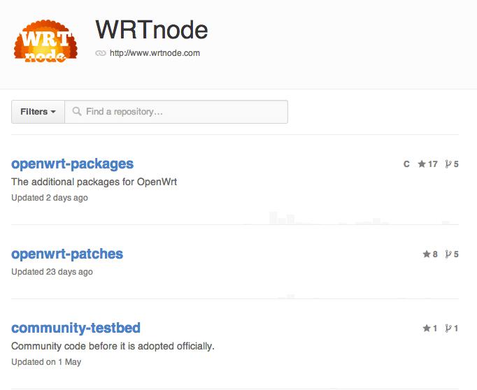 open source openwrt github