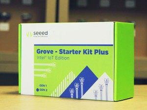 Grove Starter Kit Plus - Intel® IoT2