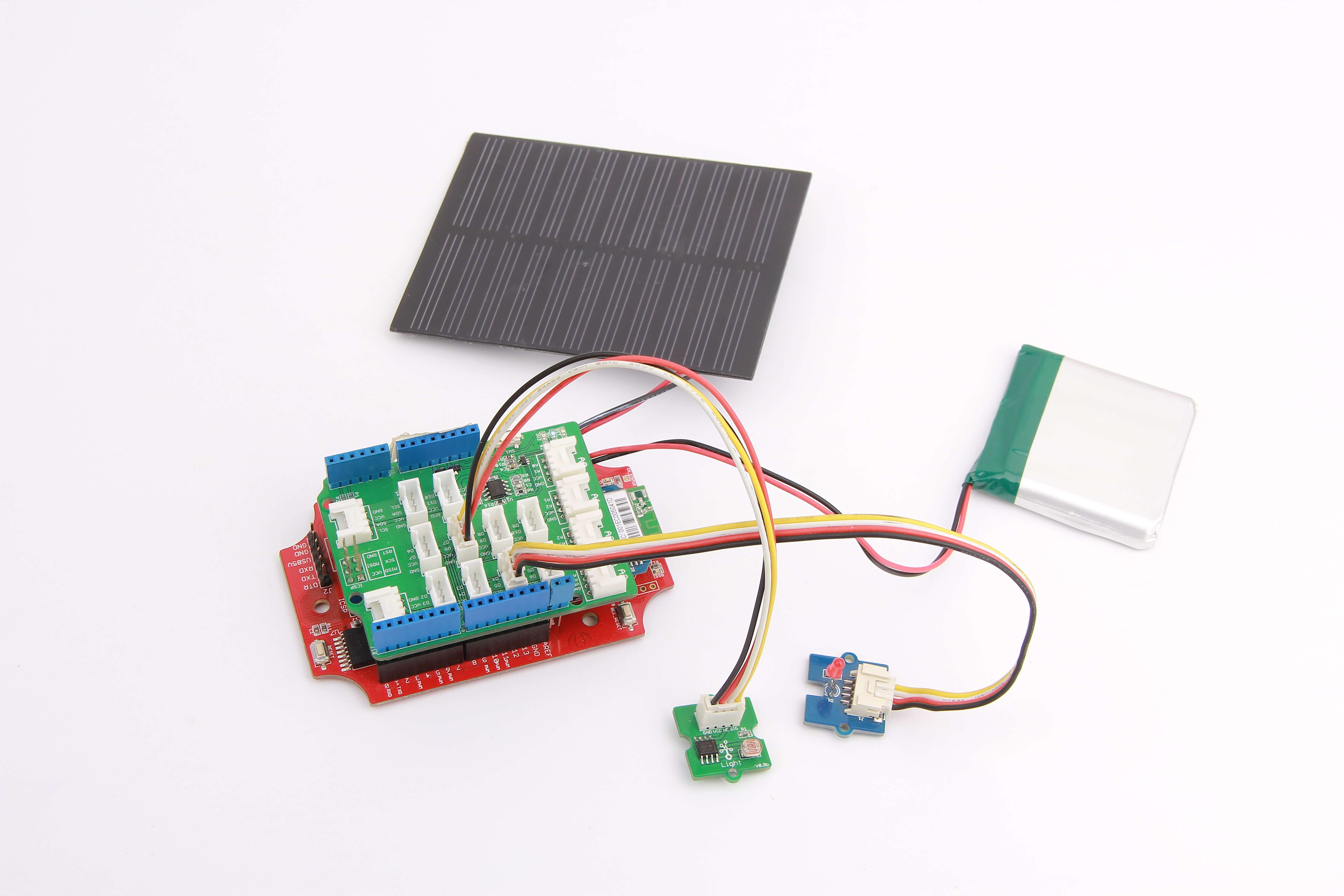Whats New Page 2 Fusion Pcb Service Upgraded With Even Lower Pricing Seeed Studio Stalker Demo