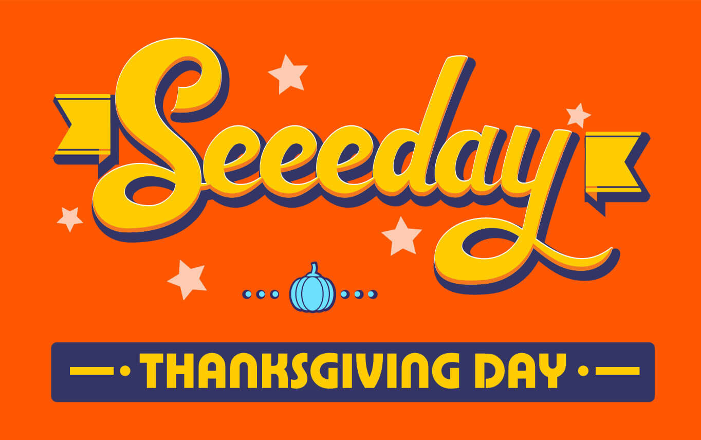 Thanks for you participated thanksgiving celebrations event seeed