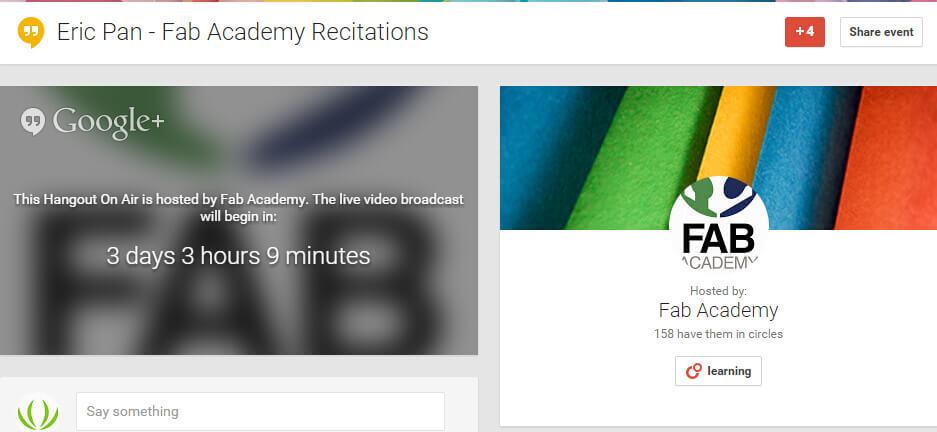 fab academy seeed