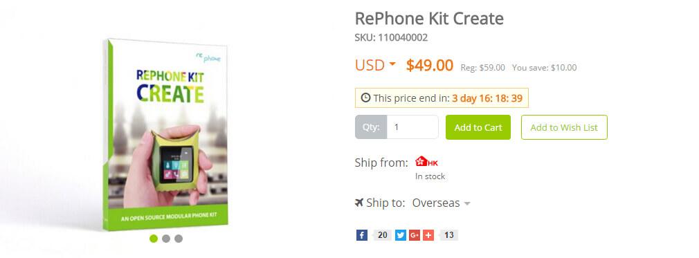 rephone 1