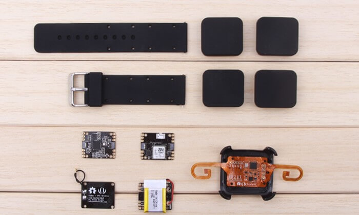 RePhone Strap kit for Pebble Time