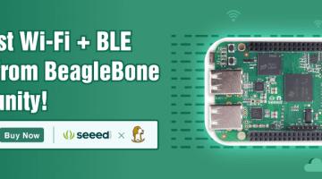BeagleBone Green Wireless