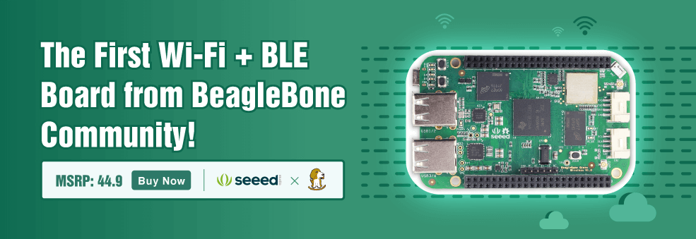 BeagleBone Green Wireless