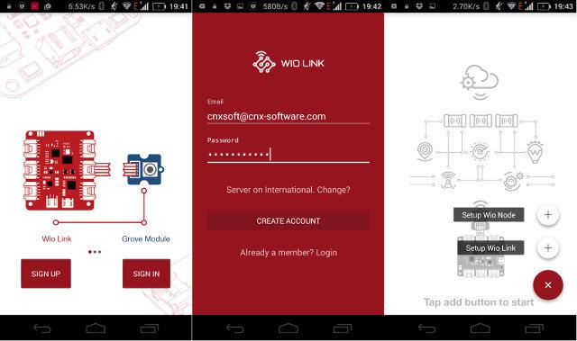 Wio_Link_App_Setup