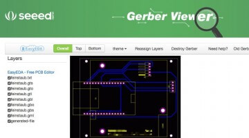seeed studio gerber viewer