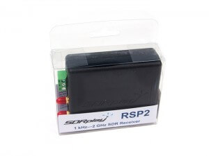 SDRPlay Radio Spectrum Processor2