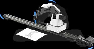 Sliding Rail Kit for Dobot Magician