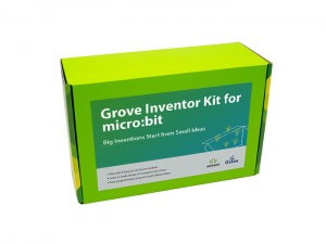 grove kit for micro bit