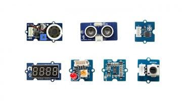 grove modules for micro bit