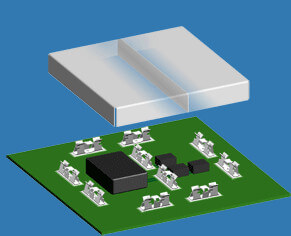 EMI shielding in PCB layout