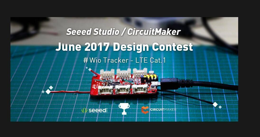 seeed-studio-circuitmaker-design-contest