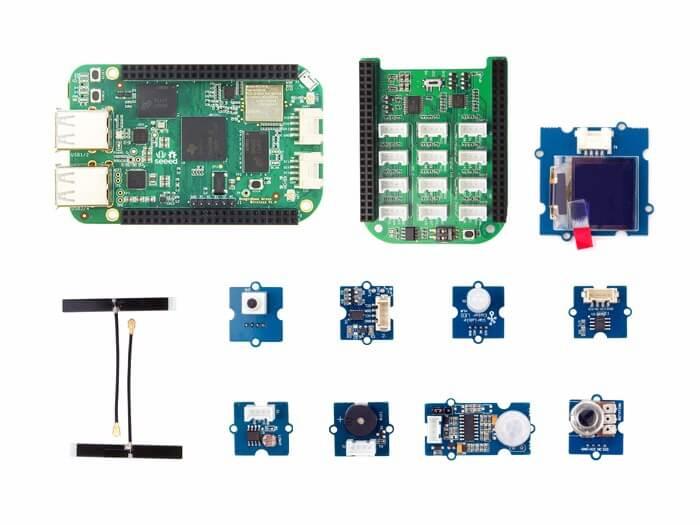 Seeed Studio BeagleBone Green Wireless IOT Developer Prototyping Kit