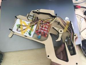 Laser Gun Assembly