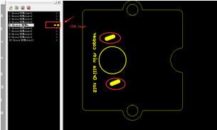 GML layer for slot design