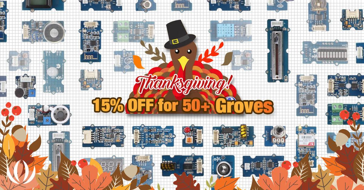 Grove series- thanksgiving