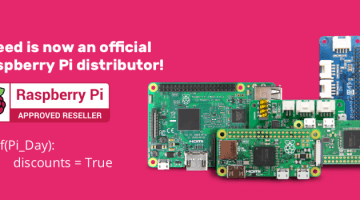 seeed raspberry pi approved reseller