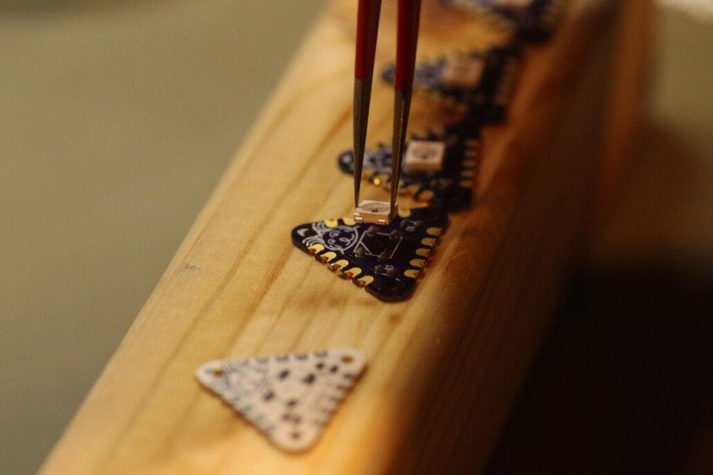 3 - Trixel LED