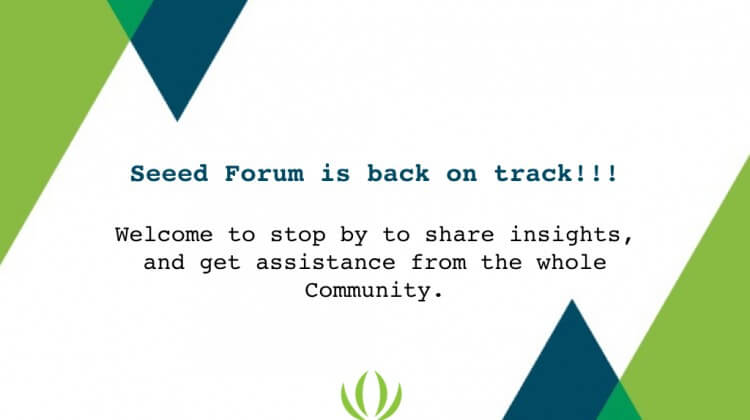 forum is back
