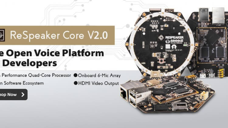 ReSpeaker Core v2.0