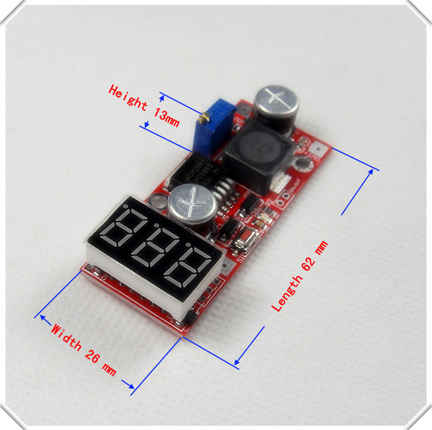 114990167 adjustable dc&dc power converter with