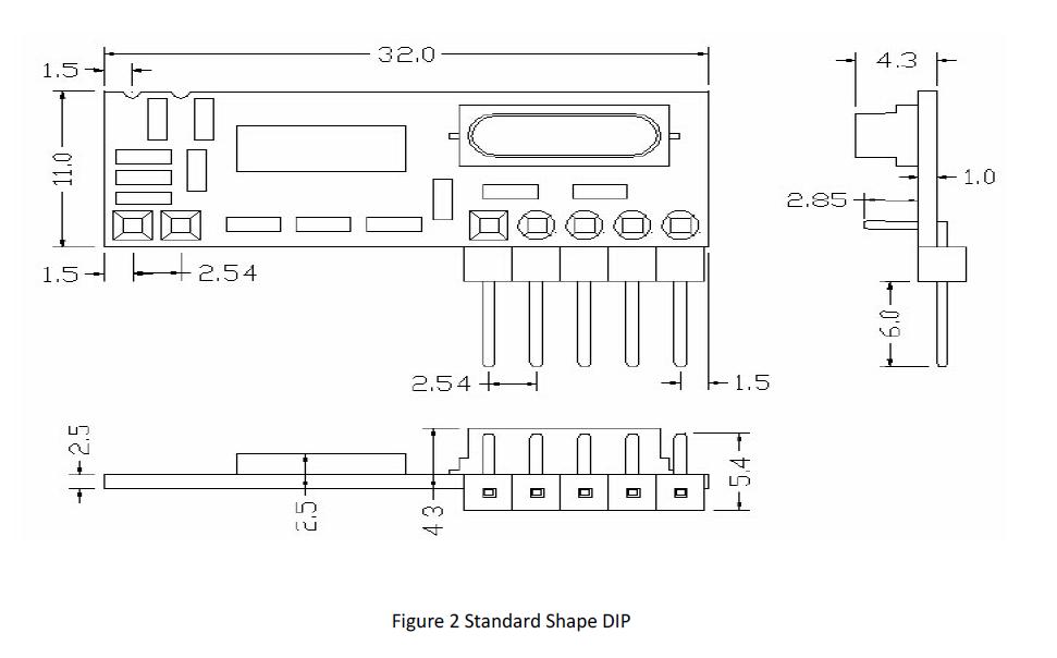 Superheterodyne Receiver Circuit Diagram   433mhz Ask Ook Super Heterodyne Receiver Module Seeed Studio