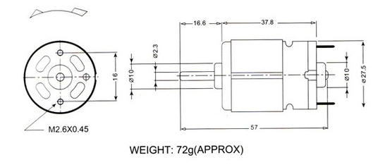 12v pcb dc motor drill motors seeed studio rh seeedstudio com right angle drill for any technical support or suggestion, please kindly go to our forum