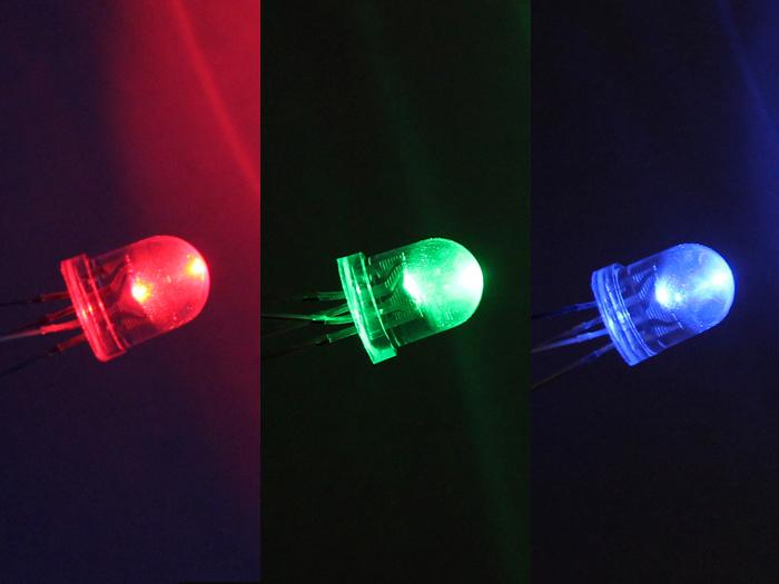 Rgb Led Lamp : Smart rgb led bulb w e v multi color changes lamp