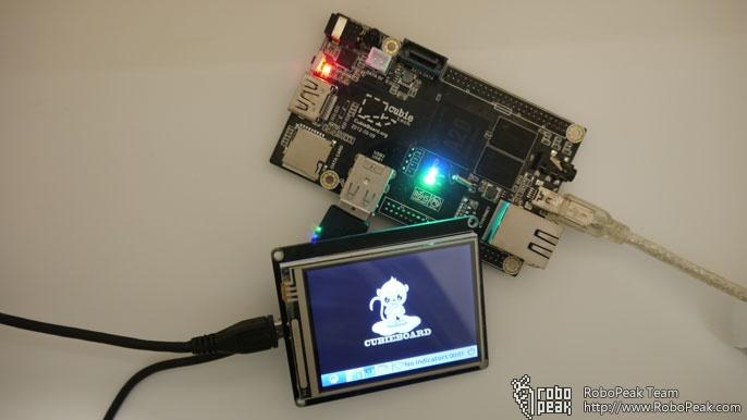 2 8 Inch USB TFT Display Module For Raspberry Pi