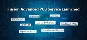 Fusion Advanced PCB