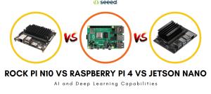 Rock Pi N10 vs Raspberry Pi 4 vs Jetson Nano - AI and Deep Learning Capabilities