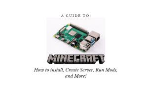 Minecraft Pi Tutorial