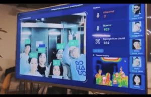 AI-based remote Temperature Inspection