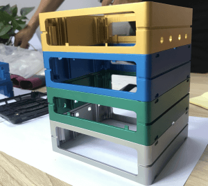 Introduction of Anodizing and Update for re_computer Case.