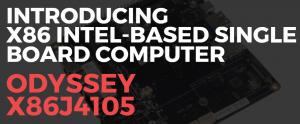 Introducing the x86 Intel-based Single Board Computer That Runs Windows 10 - ODYSSEY X86J4105