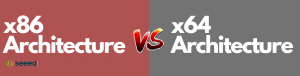 What is x86 Architecture and its difference between x64?