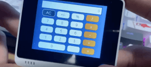 pycalculator by CircuitPython on Wio Terminal: Handle the Input and Calculations with Joystick