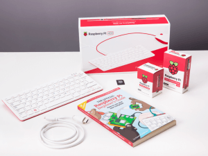 Meet the Raspberry Pi 400 Personal Computer Kit - an all-in-one pocket PC solution with a keyboard and mouse