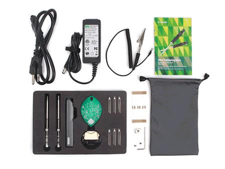 Mini Soldering Iron Deluxe Kit (US Standard)