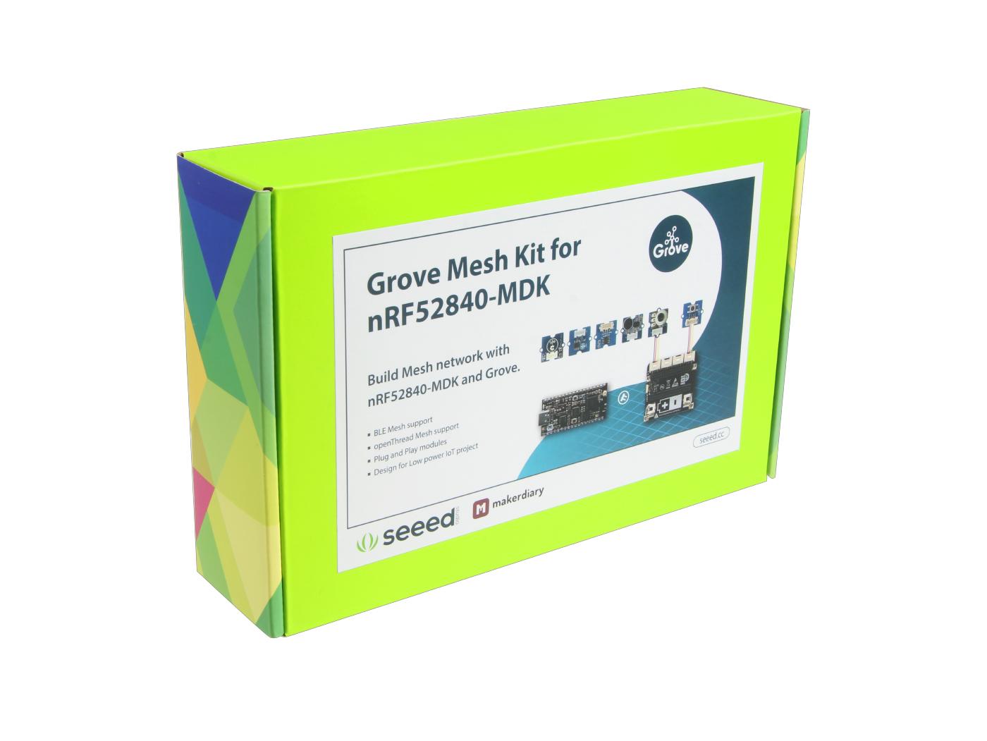 Grove Mesh Kit for nRF52840-MDK