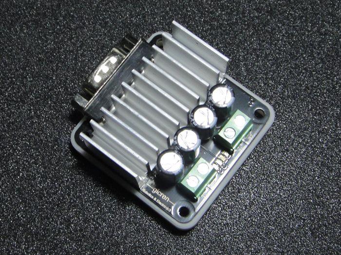 Booster-B24V2A5(Brushed DC Motor Controller&Dual H-bridge )