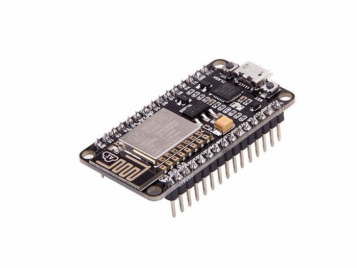 Nodemcu dev kit using Arduino IDE: Get started with ESP8266