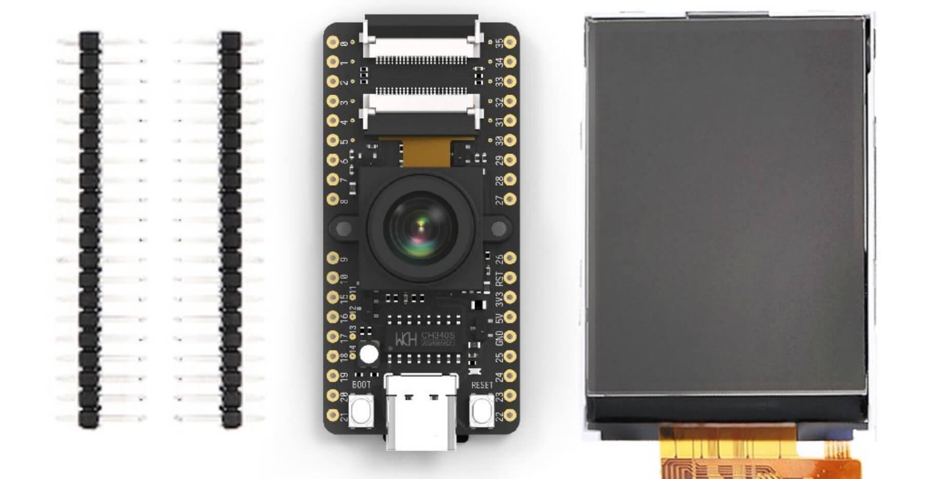 Sipeed MAix BiT Kit for AI+IoT