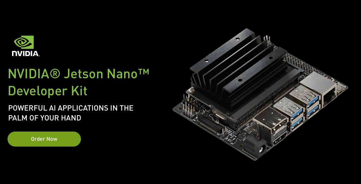 NVIDIA JETSON NANO Developer Kit - Seeed Studio